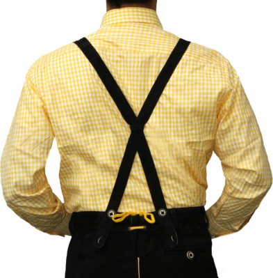Traditional Bavarian Shirt For Lederhosen/Oktoberfest, Checkered – Bild 12