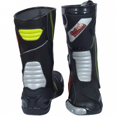 Motorbike Racing Sport Boots colour white/black – image 6