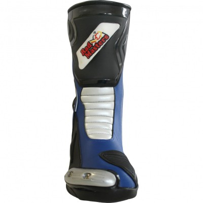 Motorbike Racing Sport Boots colour white/black – image 7
