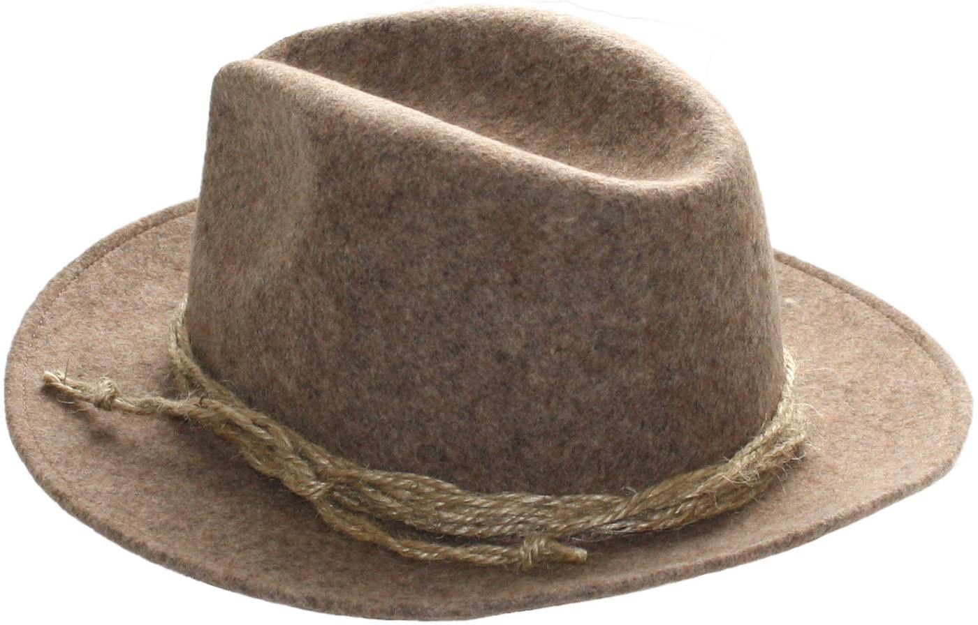 Bavarian hat ,Trachten hat,Color:Beige